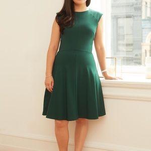 MM. LaFleur Green Toi Dress